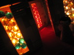 ビー玉ランプ2